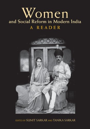 Women and Social Reform in Modern India A Reader  2008 edition cover