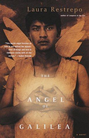 Angel of Galilea  N/A edition cover