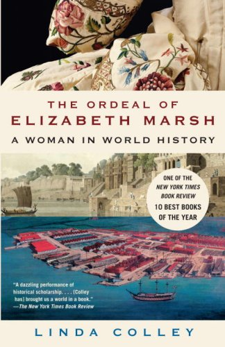 Ordeal of Elizabeth Marsh A Woman in World History N/A edition cover
