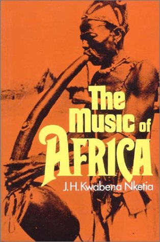 Music of Africa  N/A edition cover