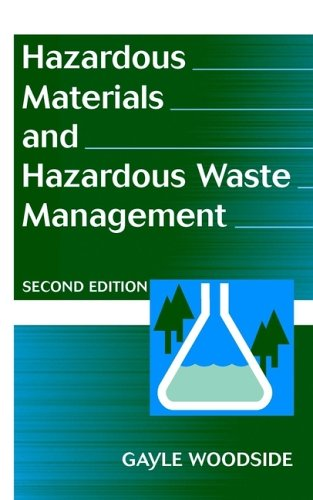 Hazardous Materials and Hazardous Waste Management  2nd 1999 (Revised) edition cover