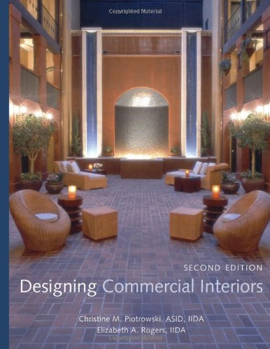 Designing Commercial Interiors  2nd 2007 (Revised) edition cover