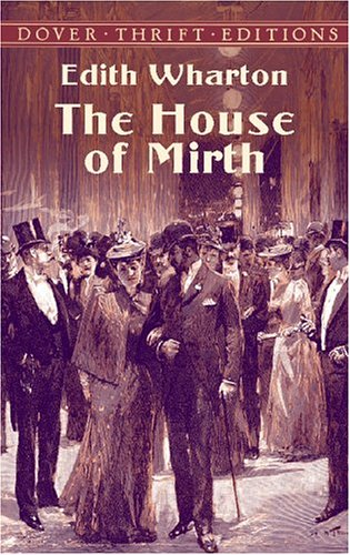 House of Mirth   2002 edition cover