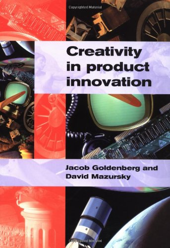 Creativity in Product Innovation   2002 edition cover