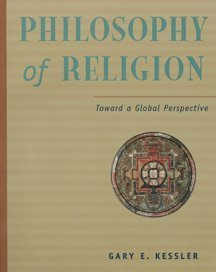 Philosophy of Religion in a Global Perspective   1999 9780534505493 Front Cover