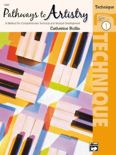 A Method for Comprehensive Technical and Musical   2003 edition cover