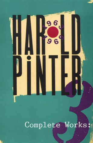 Harold Pinter's Complete Works  N/A 9780802150493 Front Cover