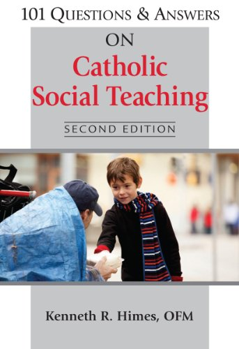 101 Questions and Answers on Catholic Social Teaching Second Edition N/A 9780809148493 Front Cover
