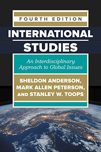 International Studies An Interdisciplinary Approach to Global Issues 4th 2018 9780813350493 Front Cover