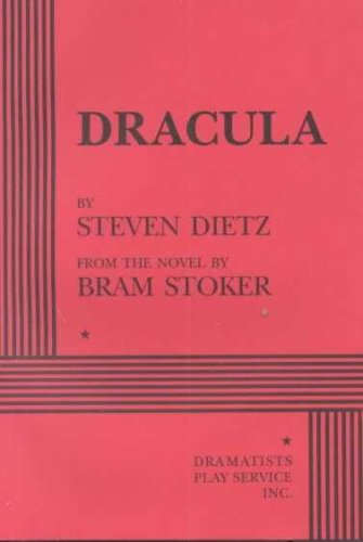 Dracula   1996 edition cover