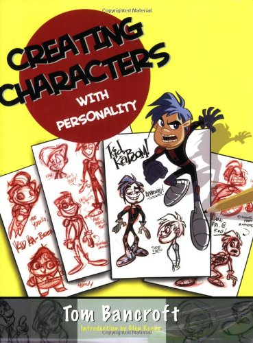 Creating Characters with Personality   2006 edition cover