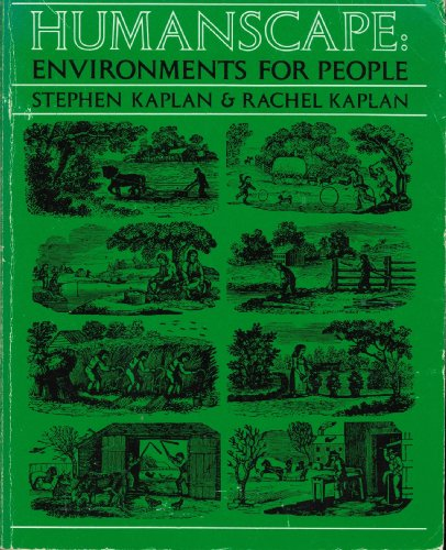 Humanscape : Environments for People 1st (Reprint) edition cover