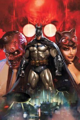 Batman Arkham Unhinged  2012 9781401237493 Front Cover