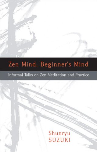 Zen Mind, Beginner's Mind   2011 9781590308493 Front Cover