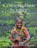 Conservation Science Balancing the Needs of People and Nature 2nd 2015 edition cover