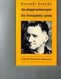 Threepenny Opera  N/A edition cover