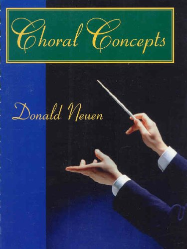 Choral Concepts A Text for Conductors  2002 edition cover