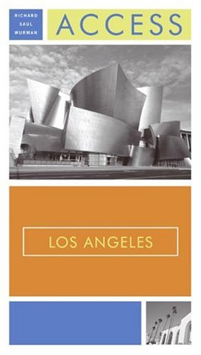 Access Los Angeles  12th 9780060889494 Front Cover
