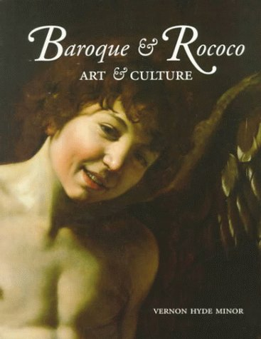 Baroque and Rococo Art and Culture 1600-1750  2000 edition cover