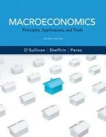 Macroeconomics Principles, Applications and Tools 7th 2012 edition cover