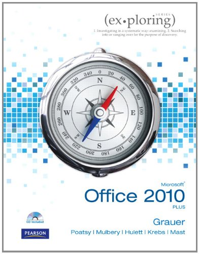 Exploring Microsoft Office 2010 Plus   2011 edition cover