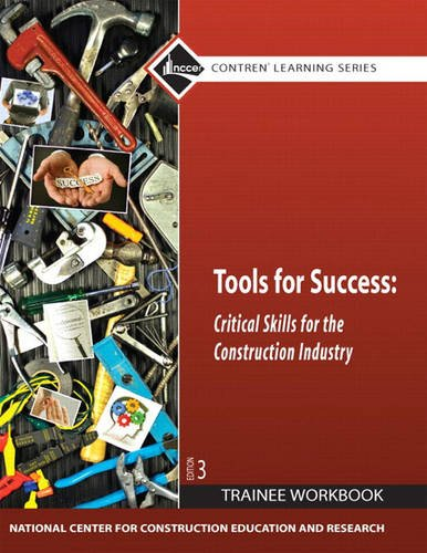 Tools for Success  3rd 2010 (Workbook) edition cover
