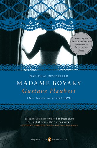 Madame Bovary   2012 edition cover