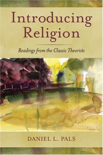Introducing Religion Readings from the Classic Theorists  2009 edition cover