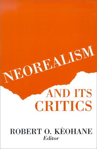 Neorealism and Its Critics  N/A edition cover