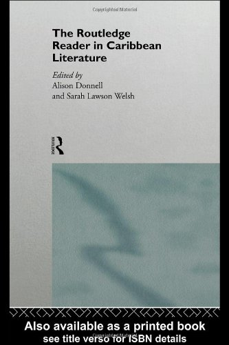 Routledge Reader in Caribbean Literature   1996 edition cover