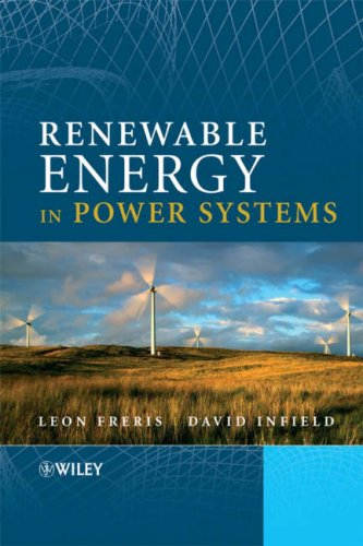 Renewable Energy in Power Systems   2006 edition cover