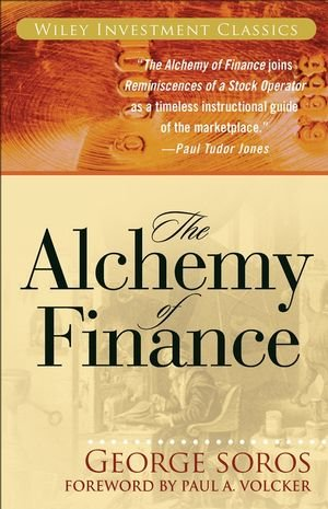 Alchemy of Finance  2nd 2003 (Revised) edition cover