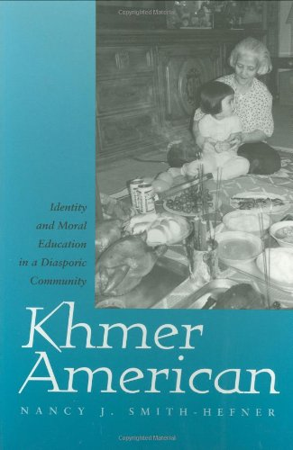 Khmer American Identity and Moral Education in a Diasporic Community  1999 edition cover