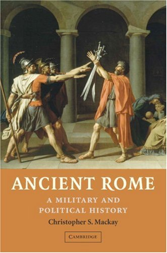 Ancient Rome A Military and Political History  2007 edition cover