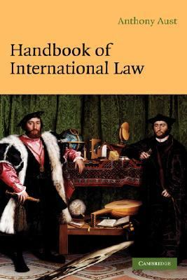 Handbook of International Law   2005 9780521823494 Front Cover