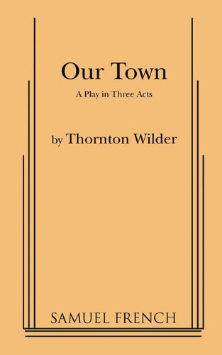 Our Town   1997 edition cover