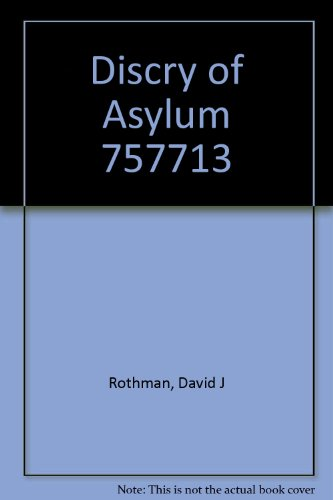 Discovery of the Asylum 1st 1971 edition cover
