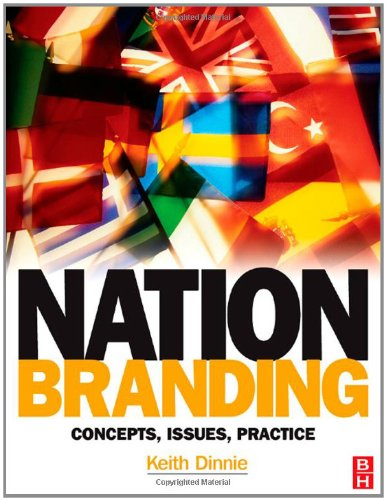 Nation Branding Concepts, Issues, Practice  2008 edition cover