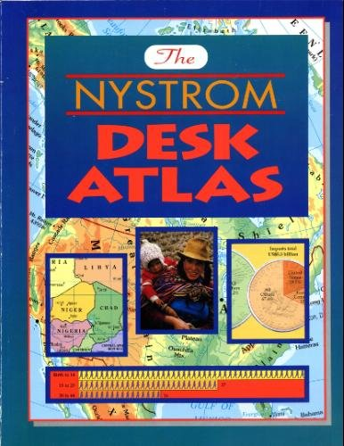 Nystrom Desk Atlas  2006 edition cover