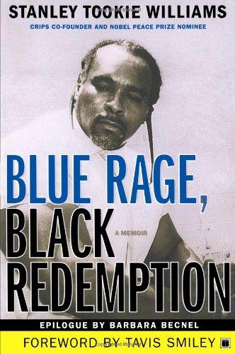 Blue Rage, Black Redemption A Memoir  2007 edition cover