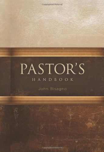 Pastor's Handbook   2011 (Revised) edition cover