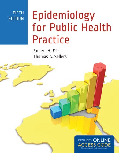 Epidemiology for Public Health Practice: 5th 2013 9781449665494 Front Cover