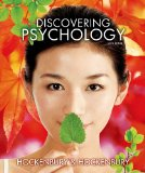 Discovering Psychology: With Dsm5 Update  2014 edition cover