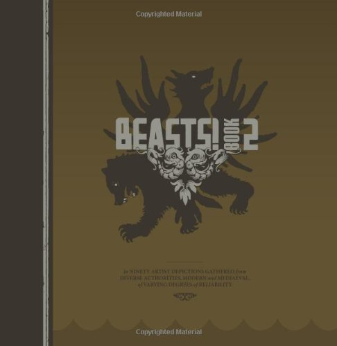 Beasts!   2008 9781560979494 Front Cover