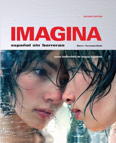 Imagina  2nd (Revised) edition cover