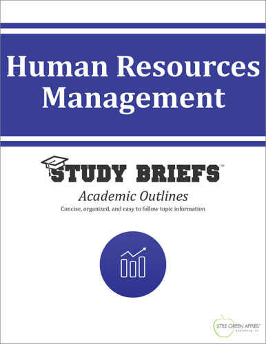Human Resource Management   2015 9781634261494 Front Cover