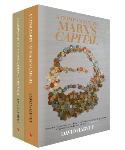 Companion to Marx's Capital, Vols. 1 and 2 Shrinkwrapped   2013 edition cover