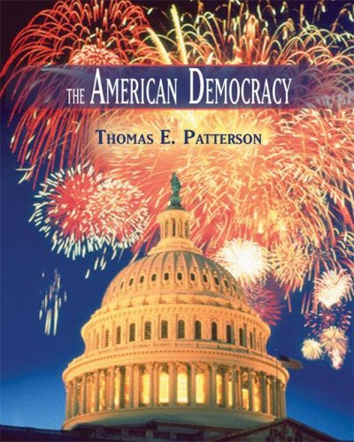 American Democracy  8th 2008 (Revised) edition cover