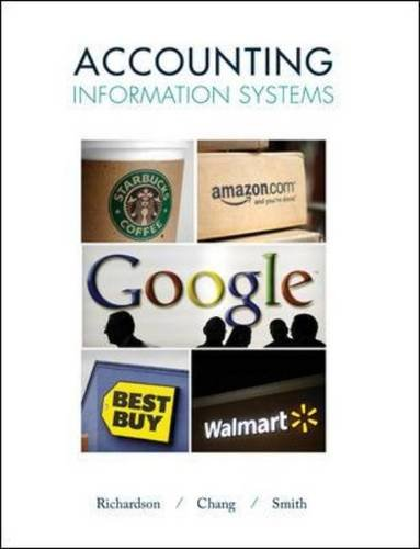 Accounting Information Systems   2014 edition cover