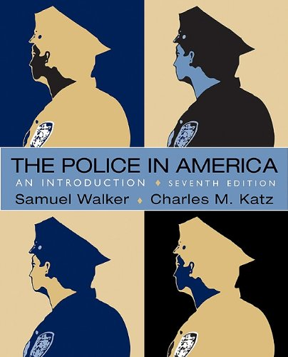 Police in America An Introduction 7th 2011 edition cover